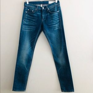 Rag and Bone |The Dre Bradford Boyfriend Cut Jeans